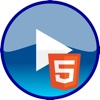 HTML5 Video Maker integrated video