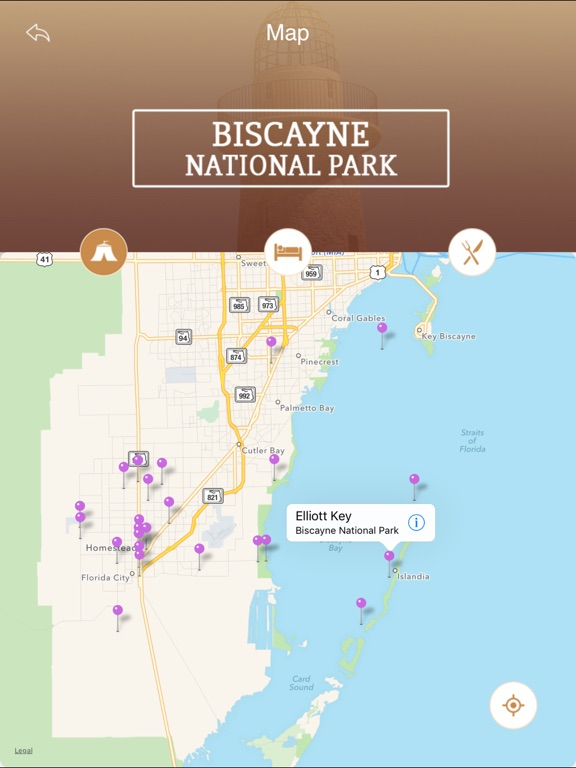 Biscayne National Park Tourist Guide on the App Store