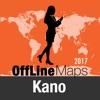 卡諾市 離線地圖和旅行指南