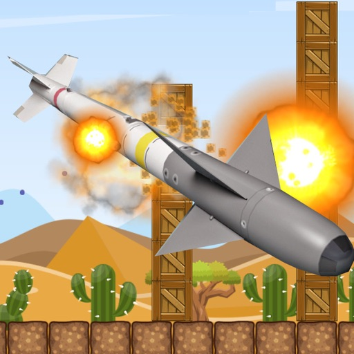 Tower Missile Shoot iOS App