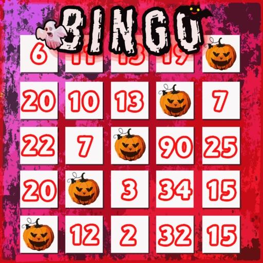 Halloween Bingo Maths For Kids iOS App