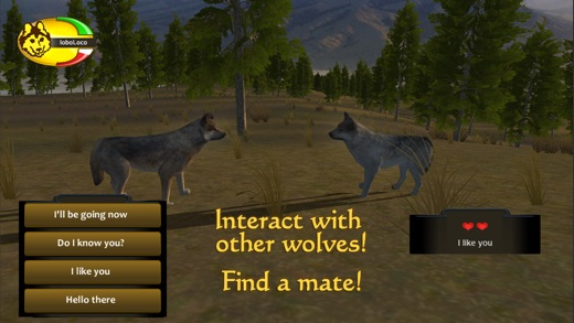 Wolfquest on the app store iphone screenshot 3 ccuart Choice Image