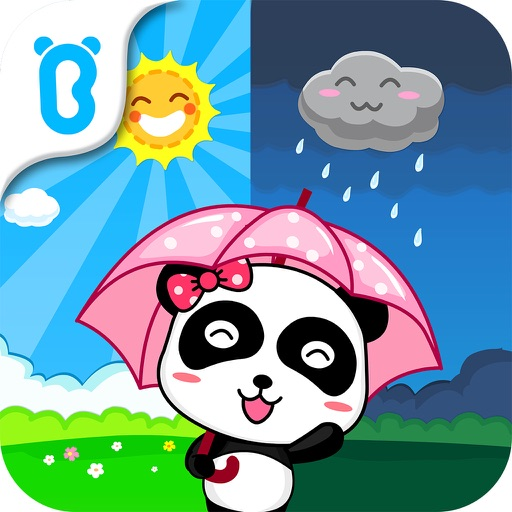 Baby Learns the Weather - Educational Game