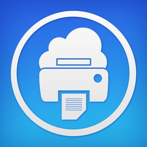 Quick Print via Google Cloud Print for iPhone iOS App