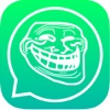 Prank Messages for WhatsApp, Messenger,Line,WeChat wechat