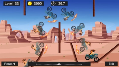 Top Bike - Best Motorcycle Stunt Racing Game Скриншоты7
