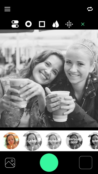 BlackCam - Black&White Camera 앱스토어 스크린샷