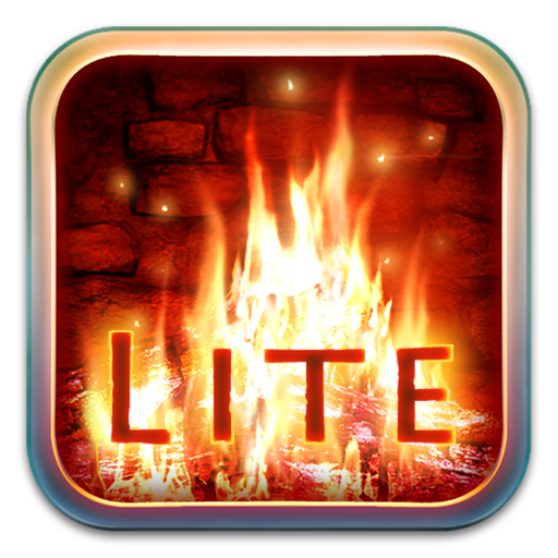 壁炉3D精简版 Fireplace 3D Lite For Mac