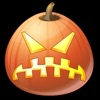 Pumpkin Halloween Emoji Sticker #10