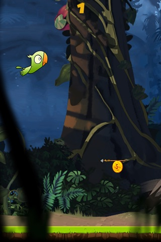 Green Bird screenshot 2