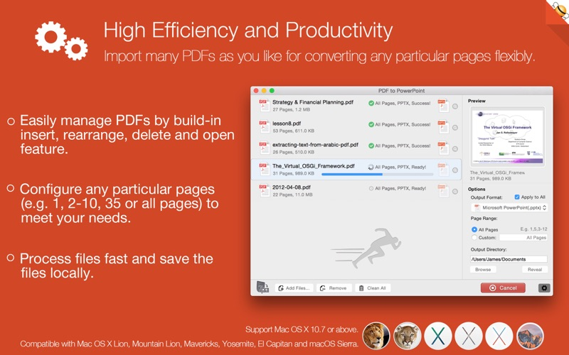 convert pdf to powerpoint app
