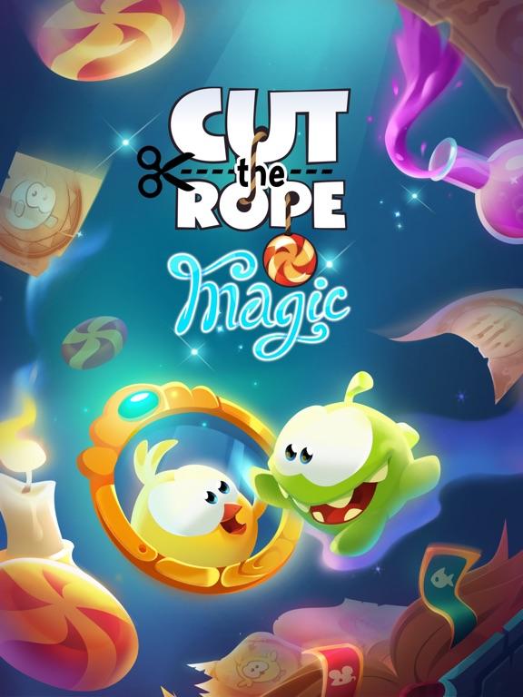 Игра Cut the Rope: Magic