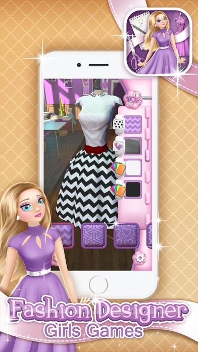 Design Your Own Clothes Games   Fashion Designer Girls Game Make Your Own Clothes