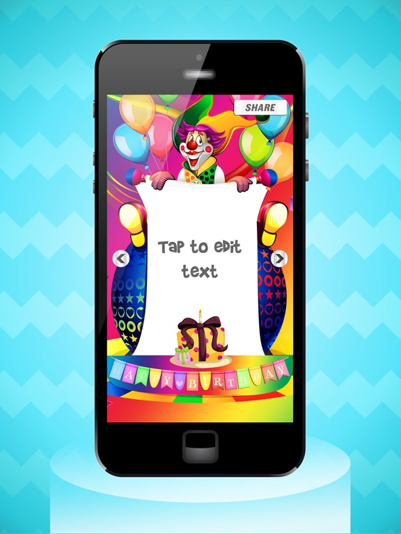 Happy Birthday Cards Party Invitation Maker on the App Store – Party Invitation App