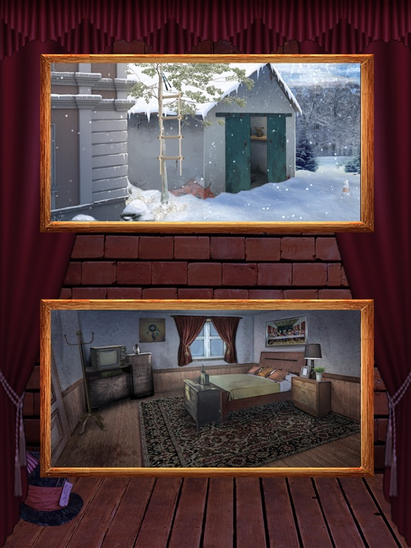 No One Escape - Adventure Mystery Rooms game-ipad-1