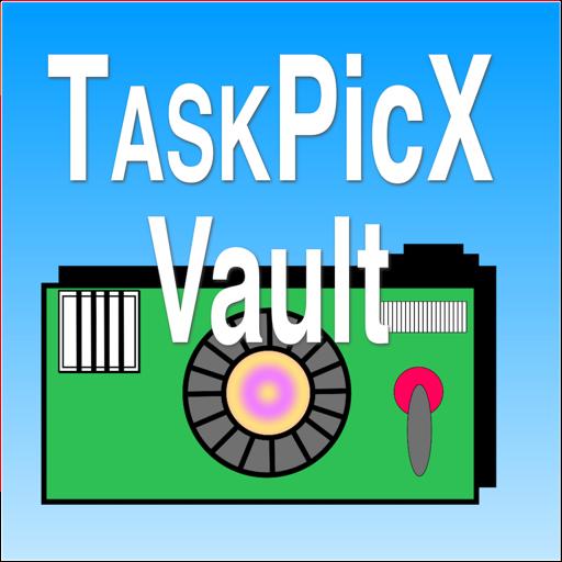 TaskPicX Vault