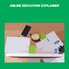 Online Education Explained + online animation