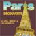 パリの旅-地図、地下鉄、モニュメント