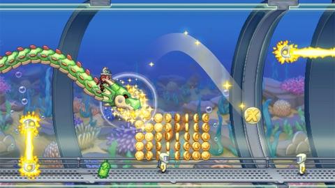 Screenshot #11 for Jetpack Joyride