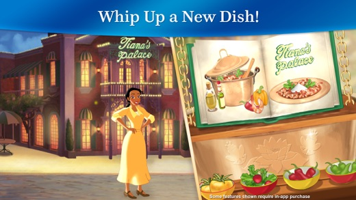 Disney Princess: Charmed Adventures Screenshot
