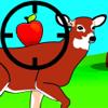 A Hunter Deer Apple Shooting Season