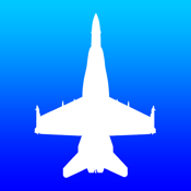 FA-18 Hornet - Combat Jet Flight Simulator icon
