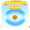 Glowing Circle Ball