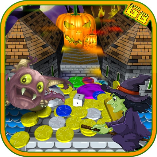 Halloween Coin Pusher iOS App