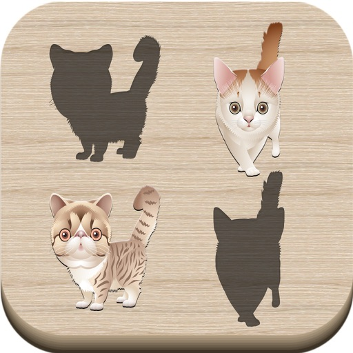 Puzzle for kids - Cats 1 iOS App