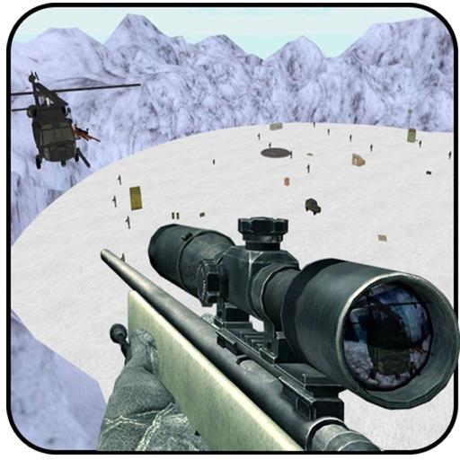 Snow Sniper Shooting iOS App