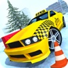 Xmas Taxi Parking Simulator 3D - Snow Drive 2017