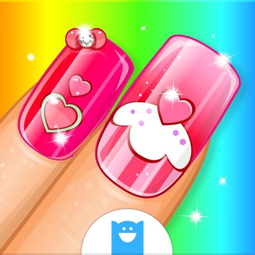 Nail Art - Fashion Salon Games for Girls iOS App