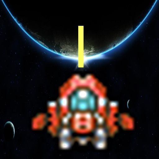 Classic Invaders (arcade shooting game) iOS App