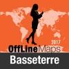 巴斯特尔 離線地圖和旅行指南