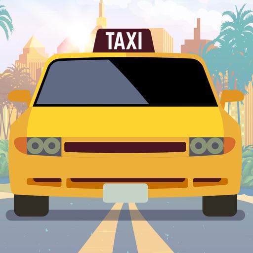 Taxi Driver Simulator ~ Driving Racing Free Game iOS App