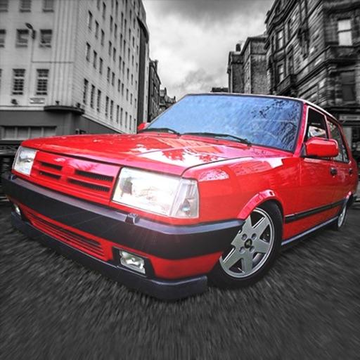 Real City Car Driver & Parking iOS App
