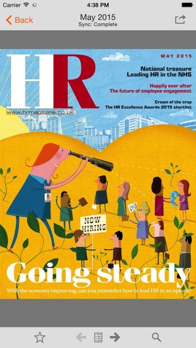 download HR Magazine digital edition apps 1