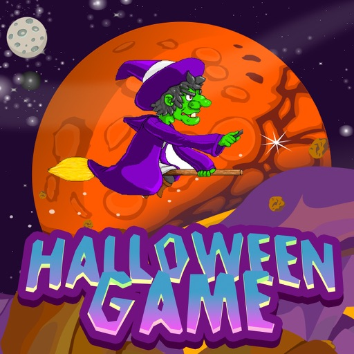 Candy Witch Adventure World iOS App