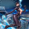 A Woman Ninja - Celebrity Hero Super Wiki