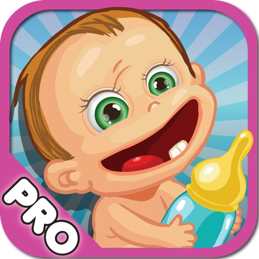 My Baby Girl & Boy Makeover PRO - Dress Up, Care and Play with Kids iOS App