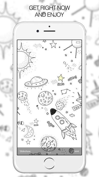 Doodle Wallpapers & Doodle Backgrounds Screenshot