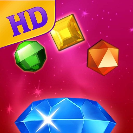Bejeweled Classic HD iOS App