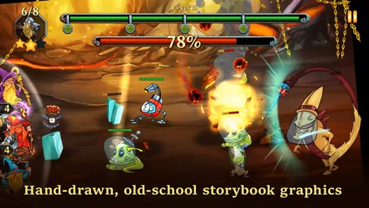Dungeons & Aliens Screenshot