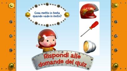 Screenshot of La moto di Paolo - Ragazzino3