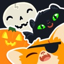 Spooky Sticker Pals! 700 Stickers by David Lanham