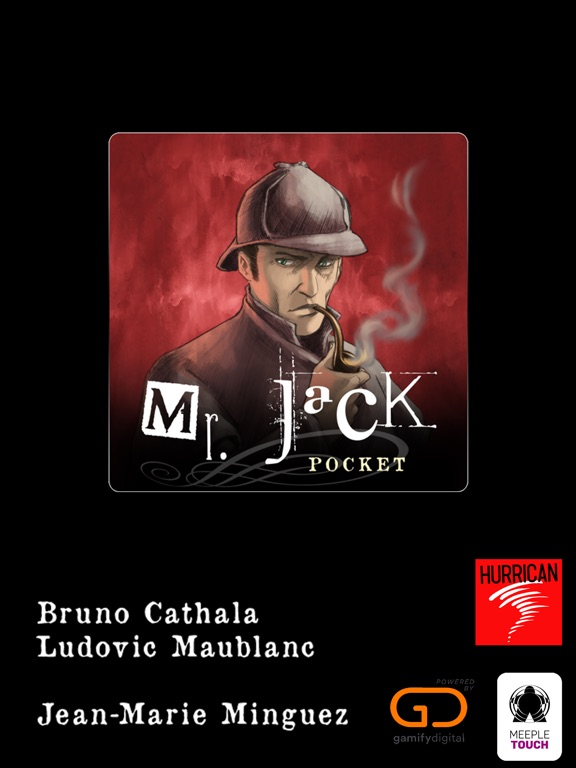 Mr Jack Pocket на iPad