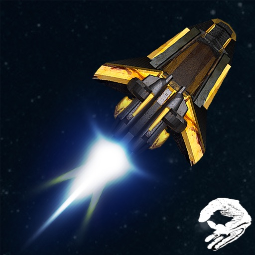 Space Racer: Tilt Maneuvering iOS App