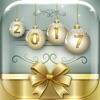 新年グリーティングカード2017 - 書きます願いに画像