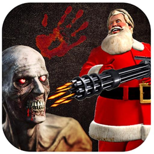 Crazy Santa Claus Gift Escape Christmas Games Icon