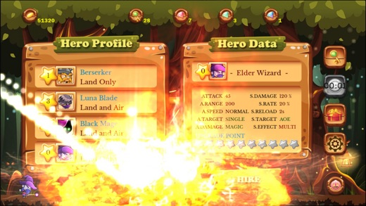 Magic Castle Defense Screenshot